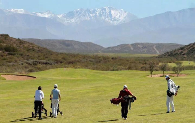 Tupungato Winelands Golf Club