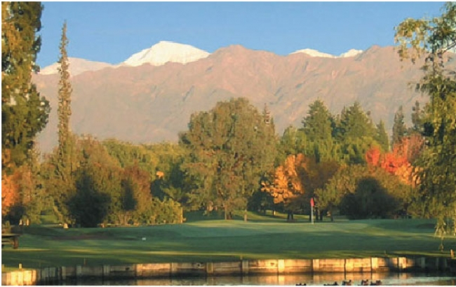 Mendoza Golf Club de Campo