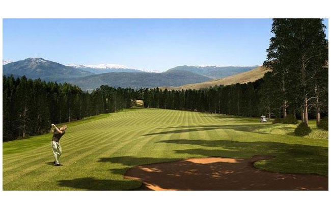 Desafio Mountain Golf Club