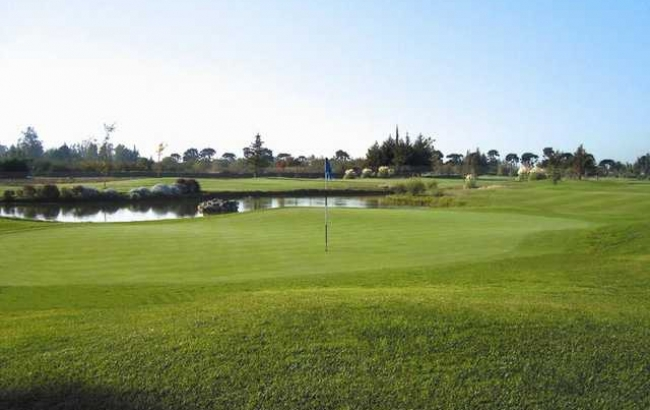 Las Araucarias Golf Club