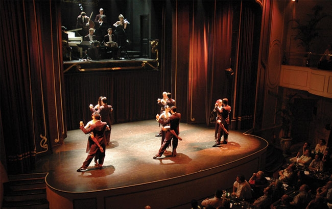 Breakfast at Hotel - Free Day to enjoy Buenos Aires. At night Dinner Tango Show (optional)