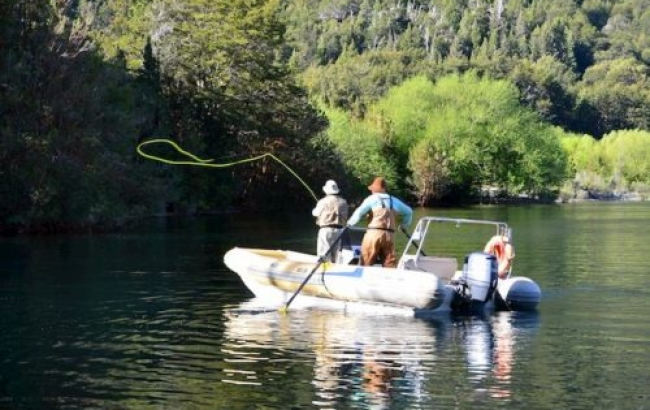 Golf & Fishing Patagonia